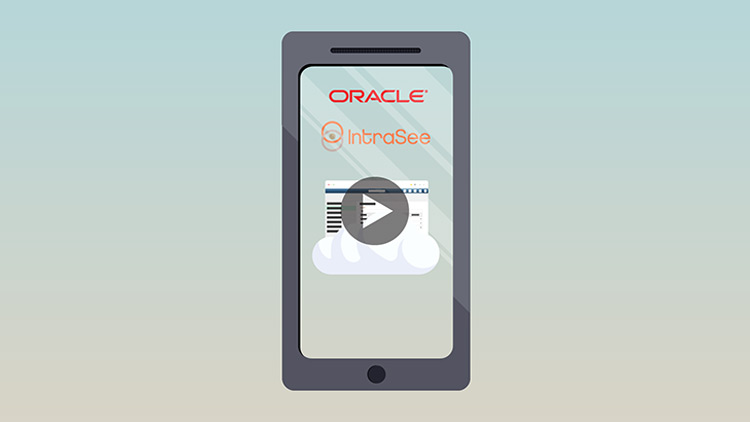IntraSee and Oracle Content & Experience cloud